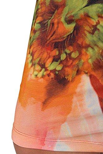 BASLER - Falda - para mujer Aprikot