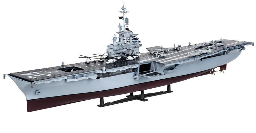 Revell 10318 USS Oriskany, Multi Colour Revell Inc. Revell_10318