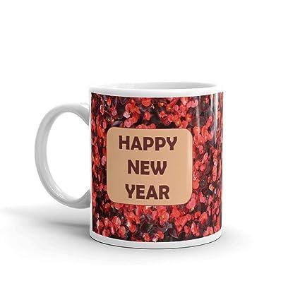 Buy CraftMania Happy New Year Mugs – Digital Printed Coffee Mugs – Ceramic  Coffee Mug 350 ml Capacity Online at Low Prices in India - Amazon.in