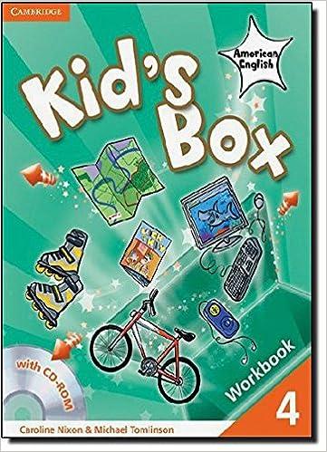 Livres à télécharger sur kindle gratuitementKid's Box American English Level 4 Workbook with CD-ROM (Littérature Française) PDF