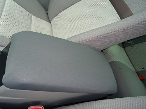 2015-2018 Subaru Forester SUV Neoprene Console Cover or Center Armrest Cover will Protect New or Restore Worn Out Consoles-Neoprene Waterproof - Wetsuit Arms