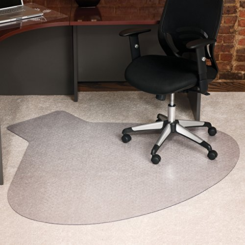ES Robbins 122685 Everlife Carpet Chair Mat, 54