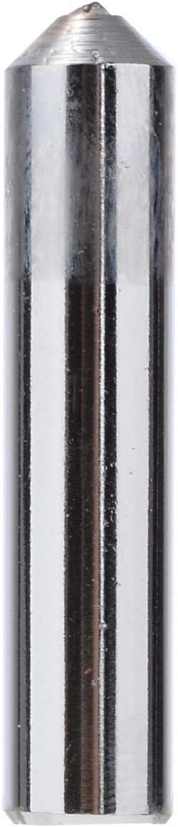 Maslin 1pc 9.453mm Grinding Wheel Dresser Single Point Diamond Pen High Strength Power Accessories Truing Dressing Tool