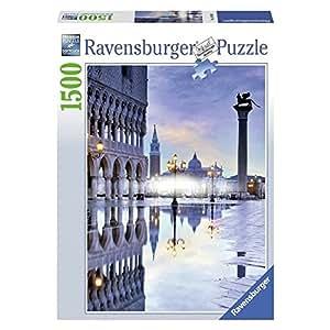 Ravensburger - Venecia romántica, puzzle de 1500 piezas (16300 7)