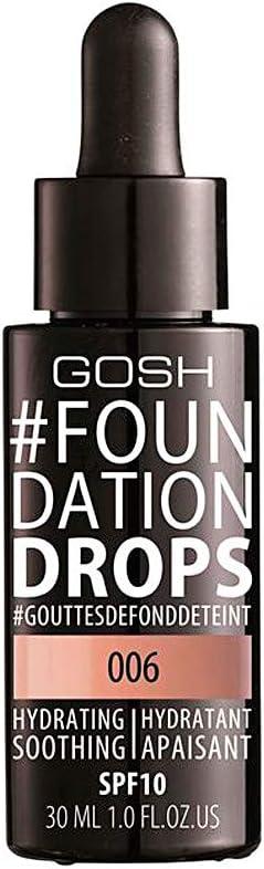 Gosh Copenhagen Foundation Drops 06 Tawney