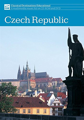Classical Destinations - DVD/CD-ROM - Czech Republic (Audio Destination)