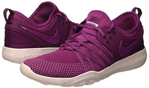 7 Nike Tr siltstone bordeaux tea Donna Wmns Red Berry 603 Sneaker Free Rosa UqqrtT6