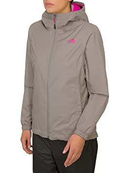 The North Face Quest - Chaqueta para mujer, color gris, talla XL