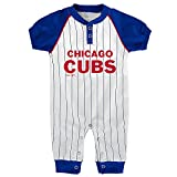 Chicago Cubs Outerstuff Baby Jersey Bodysuit