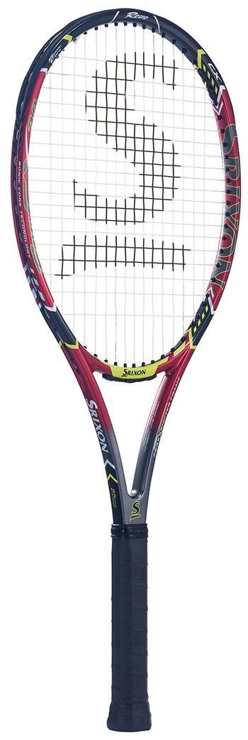 SRIXON(スリクソン) [フレームのみ] 硬式テニス ラケット レヴォ CX 2.0 + SR21704 シャープレッド G2  B06WW8Q2W5