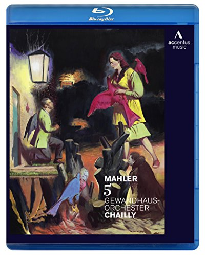 Sym 5 Riccardo Chailly Gewandhaus (Blu-ray)