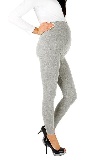 2ab89dfaa4a6c9 hi!mom® Women s Thick Fashionable Maternity Leggings Soft Fleece Lined   Amazon.co.uk  Clothing