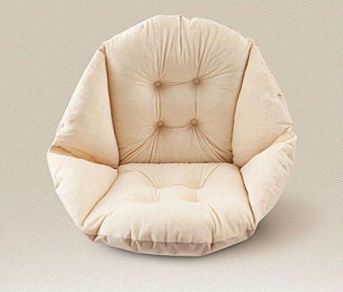 DESY Cojines de asiento de silla acolchada tapicería de ...