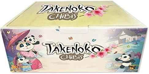 200525 SAS matstak5 – takenoko: Chibis Collector Edition, Familias estándar Juegos: Amazon.es: Juguetes y juegos