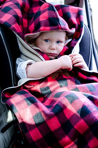 Kids Car Seat Poncho