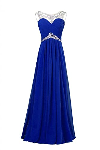 MISSYDRESS Tulle Jeweled Bridesmaid Evening Party Prom Ball Gown Dress20