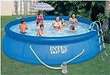 "Intex 18' x42"" Easy Set Above Ground Swimming Pool Set   56416EG"