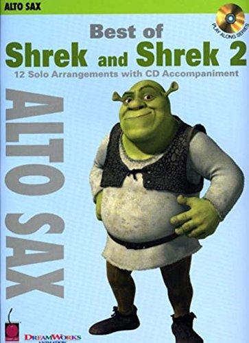 Download Best of Shrek and Shrek 2: Alto Sax (Play Along (Cherry Lane Music)) PDF