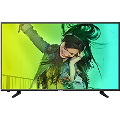 "SHARP LC-60N6200U LED 4K 120 Hz Full HD Smart TV, 60"" (Certified Refurbished)"