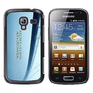 Carcasa de plástico funda        Samsung Galaxy Ace 2        Puente sueños libertad contraveneno @ XPTECH