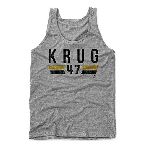 torey-krug-font-k-boston-mens-tank-top-m-athletic-gray