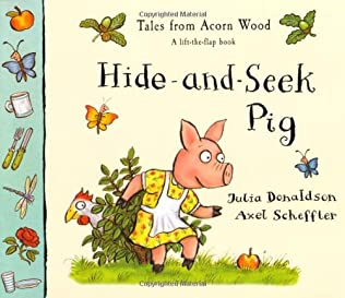 book cover of Hide and Seek Pig