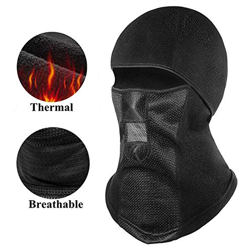 Face Mark for Cold Weather Women Men Winter Fleece Balaclava Ski Masks Running Motorcycle Warm Hat