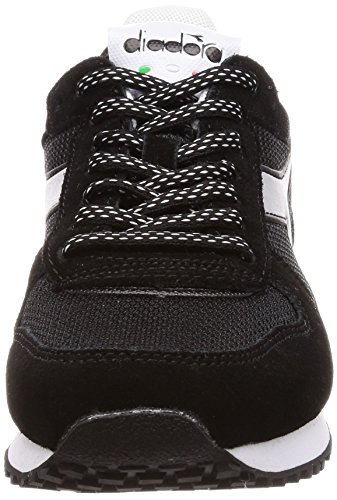 W Diadora Nero nerobianco Sneaker Malone Donna 5S4wYqxP4