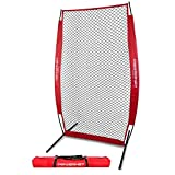 PowerNet I-Screen with Frame and Carry Bag (Red)