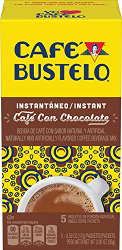 Café Bustelo Mexican Style Instant Coffee, 7.05 Ounce (Pack of 12)