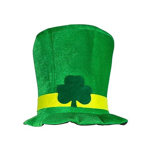 Ouken Traje de Duende Sombrero del Partido irlandés del día ...