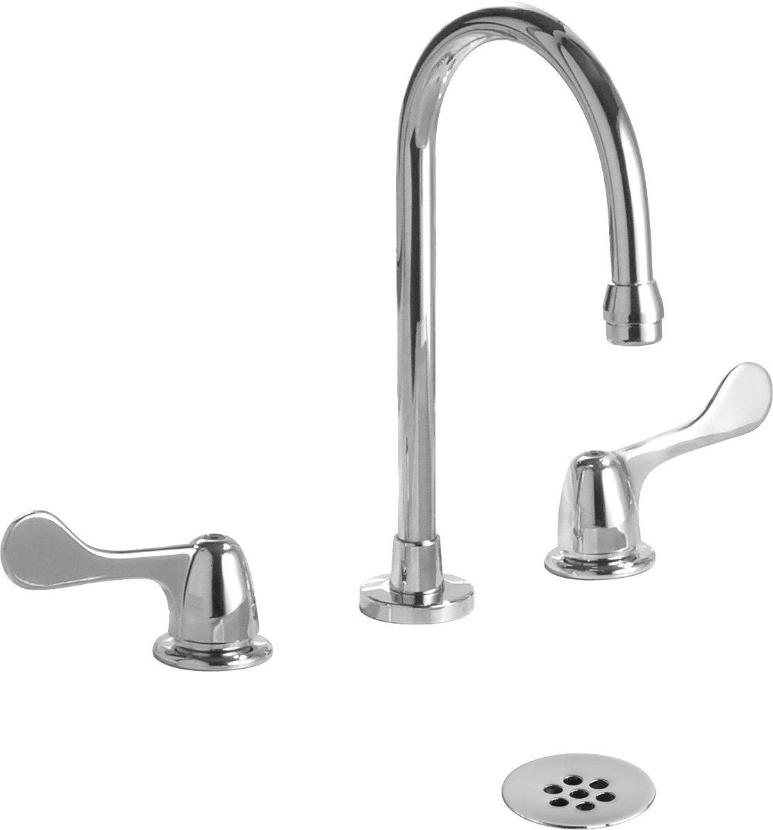 Delta Faucet 3579LF-WFHDF Classic, Two Handle Widespread Bathroom ...