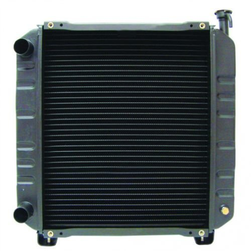 All States Ag Parts Radiator New Holland TC35DA TC35A TC35D TC40DA TC40 TC40D TC40A TC35 86401465 Case IH D40 DX35 D35 DX40 86401465 Case Ih New Holland