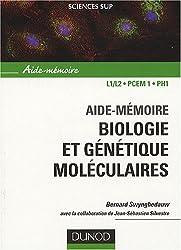 Biologie et génétique moléculaires : Aide-mémoire