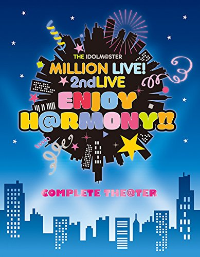V.A. - The Idolm@Ster (Idolmaster) Million Live! 2Nd Live Enjoy H@Rmony!! Live Blu-Ray Complete The@Ter (5BDS+CD) [Japan LTD BD] LABX-38118