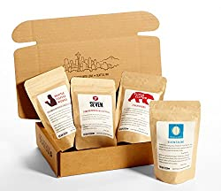 Bean Box Single Origin Coffee Sampler