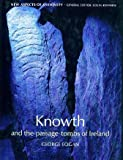 Front cover for the book Knowth and the Passage Tombs of Ireland (New Aspects of Antiquity) by George Eogan