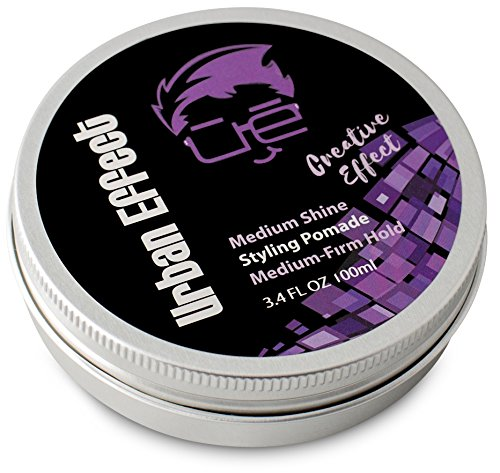 Urban Effect Creative Styling Pomade / Hair Wax for Men & Women, Creative Effect Hair Styling (3.4 oz) ON SALE NOW