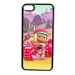 Generic Fashion Hard Back Case Cover Fit for iPod touch 6 case black wreck-it ralph FEW-7895774