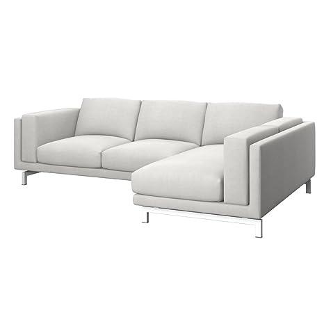 Amazon.com: Soferia - Replacement Cover for IKEA NOCKEBY 2 ...