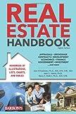 Real Estate Handbook, Jack P. Friedman and Jack C. Harris, 0764165615