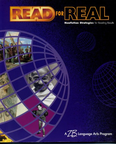 Read for Real Level E (Nonfiction Strategies for Reading Results)