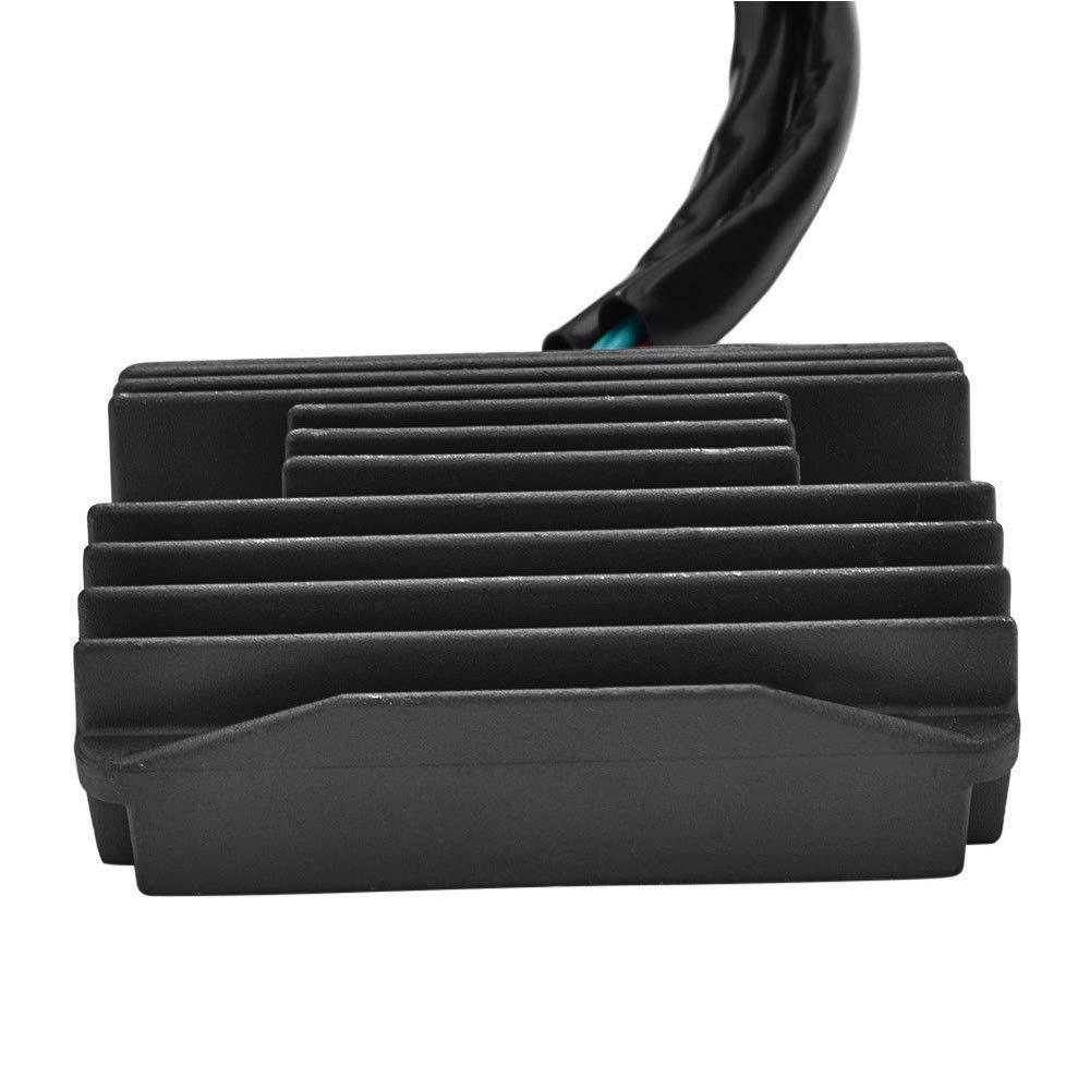 WildBee Raddrizzatore regolatores Voltaggio Compatibile per Piaggio Beverly 250 Cruiser 07-08 X7 250 08-09 Beverly 500 Tourer 08-12,MP3 250 07-10