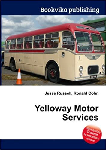 Yelloway Motor Services: Amazon co uk: Ronald Cohn Jesse