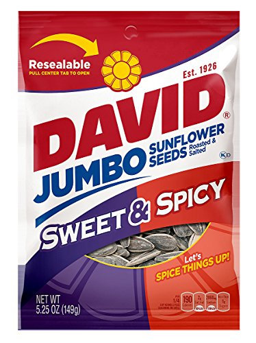 jumbo david sunflower seeds - 8