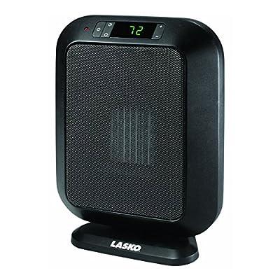 Lasko Flat Panel 1500-Watt Ceramic Space Heater | 6221 (Certified Refurbished)