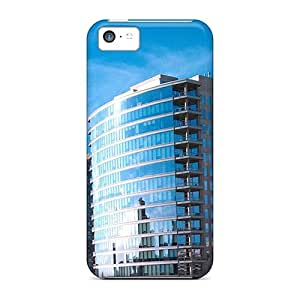 Pretty Xao5193ACFf Iphone 5c Cases Covers/ Building1 Series High Quality Cases