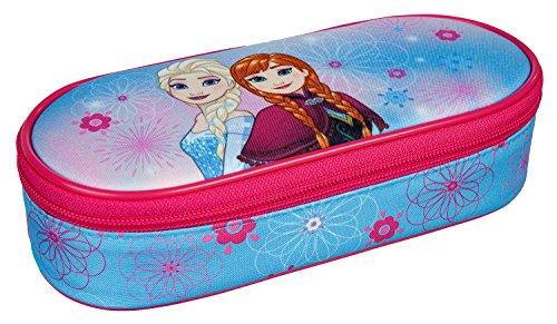 Undercover FRZH0681 Kosmetiktasche Disney Frozen, ca. 19 x 26 x 9 cm Schlamperbox
