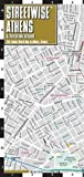 Streetwise Athens & The Greek Islands Map - Laminated City Center Street Map of Athens, Greece (Michelin Streetwise Maps)