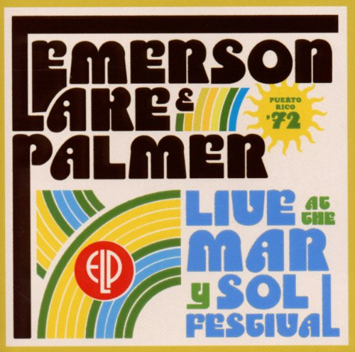 Live At Mar Y Sol (Live Palmer Lake Emerson And)